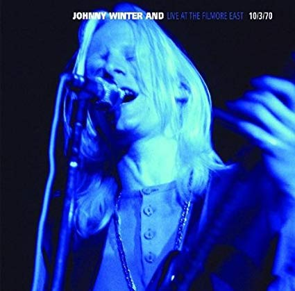 Johnny Winter And - Live at the Fillmore